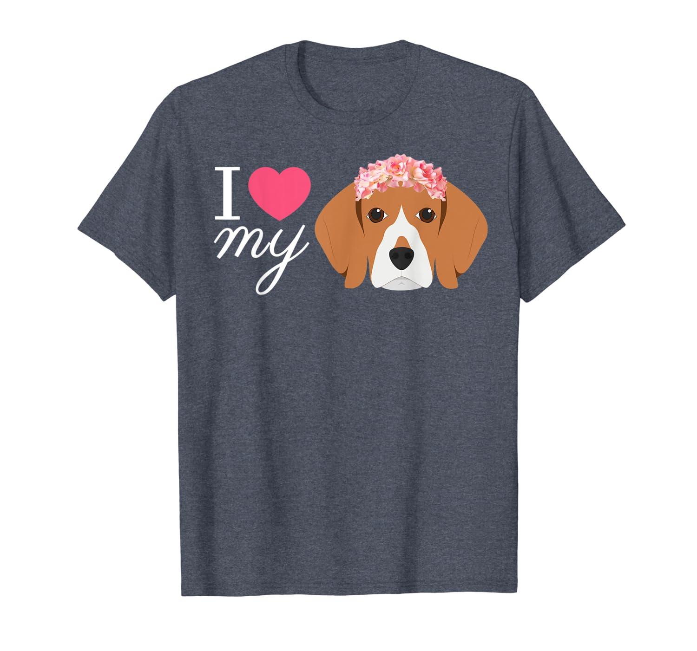 Beagle Love Shirt T-shirt - Store Shirt