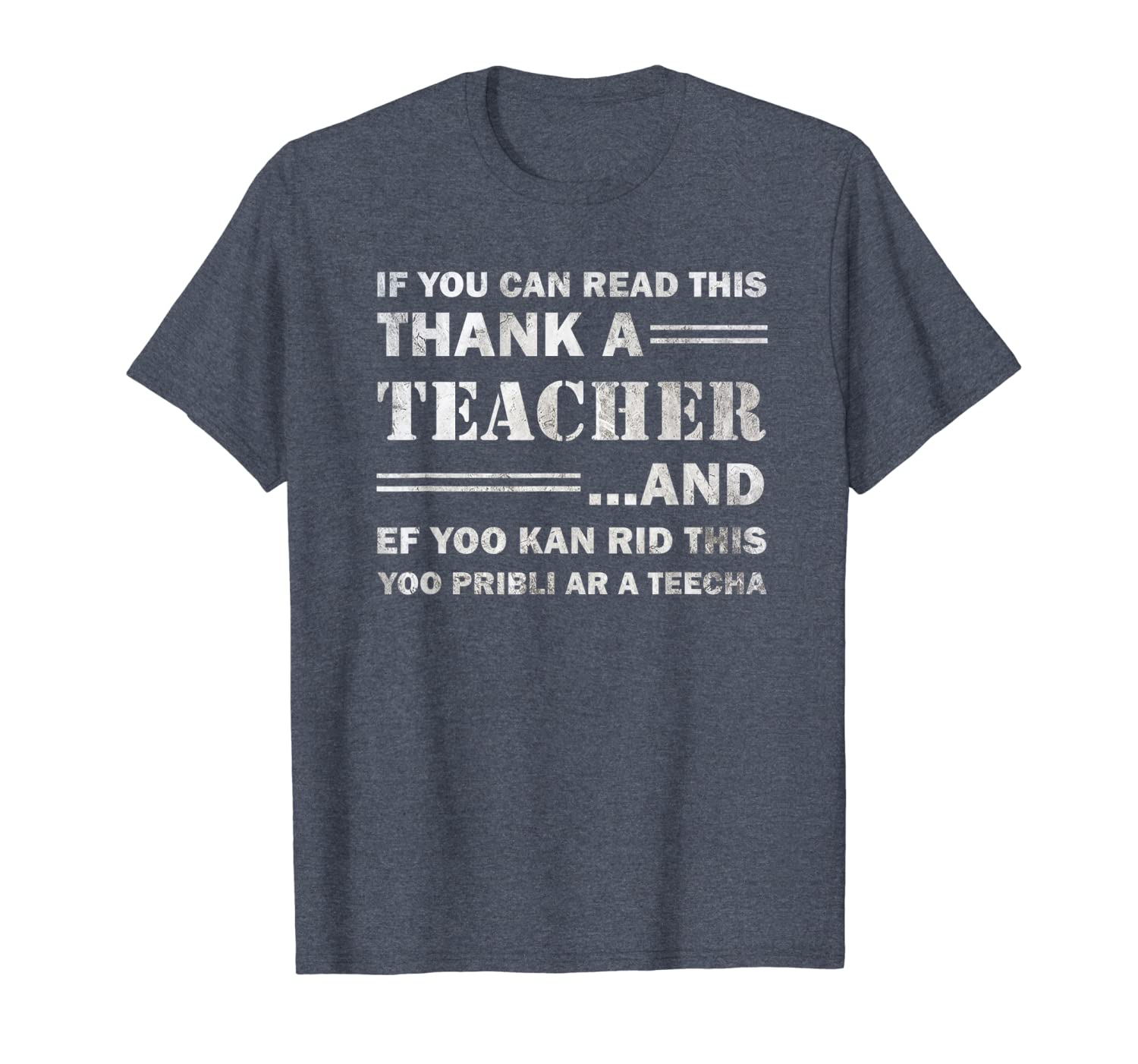 Funny English Teacher Appreciation Gift Grammar Humor T-Shirt-TH