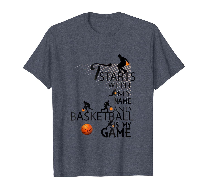 Amazon.com: Baloncesto Camisetas, Funny playera de ...