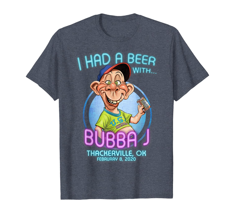 Bubba J Thackerville, OK T-Shirt Unisex Tshirt