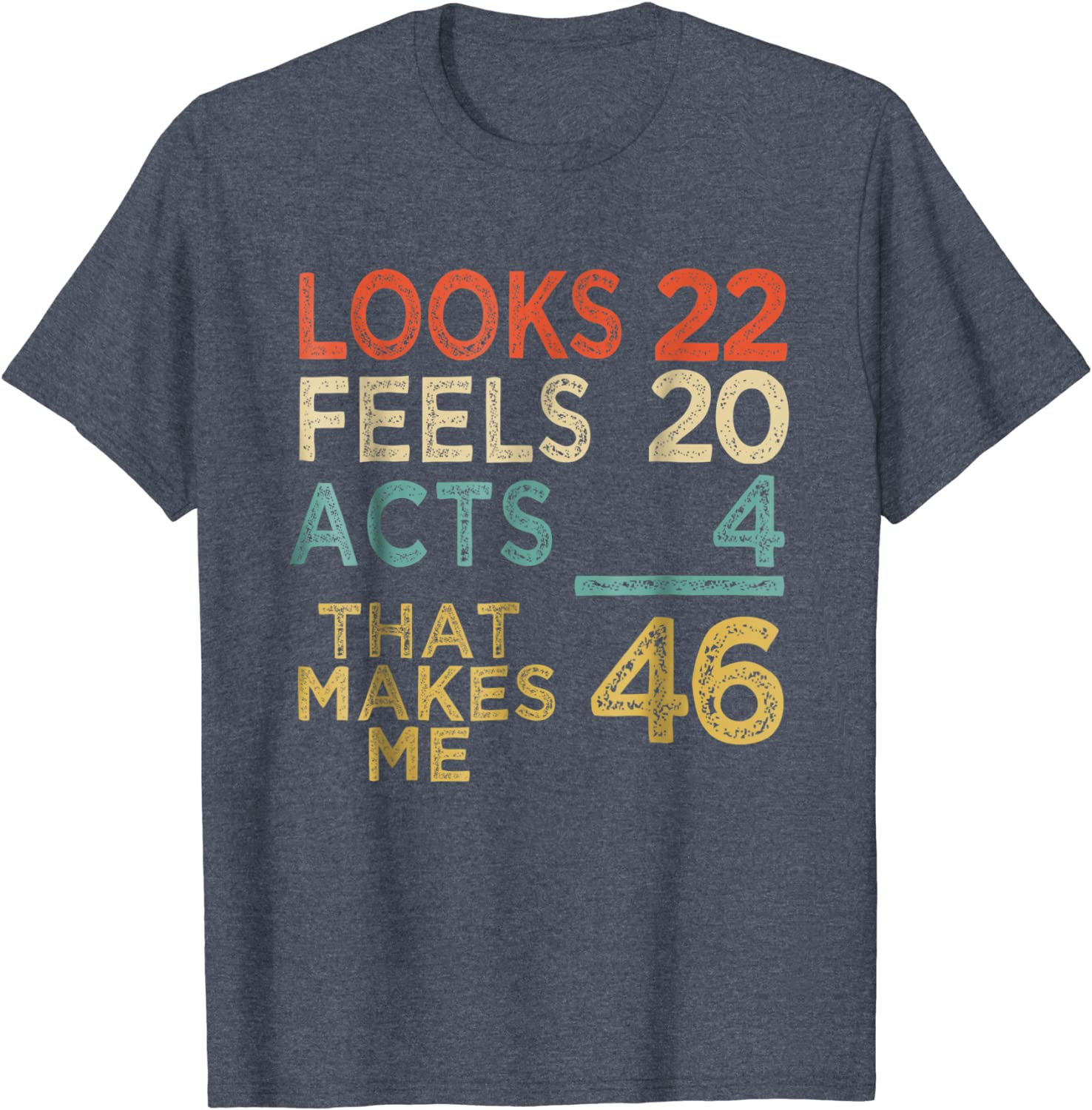 Looks Feels Acts That Makes Me 72 72nd birthday gifts for men gift for 72nd Birthday Party 72nd birthday tshirt 72nd birthday gift