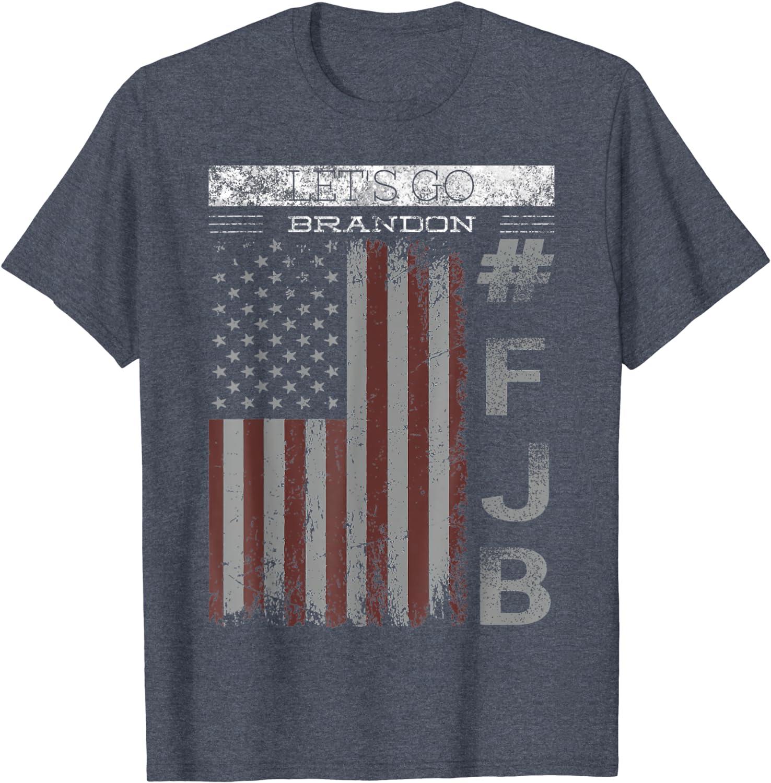 Let's Go Brandon T-Shirt-TH