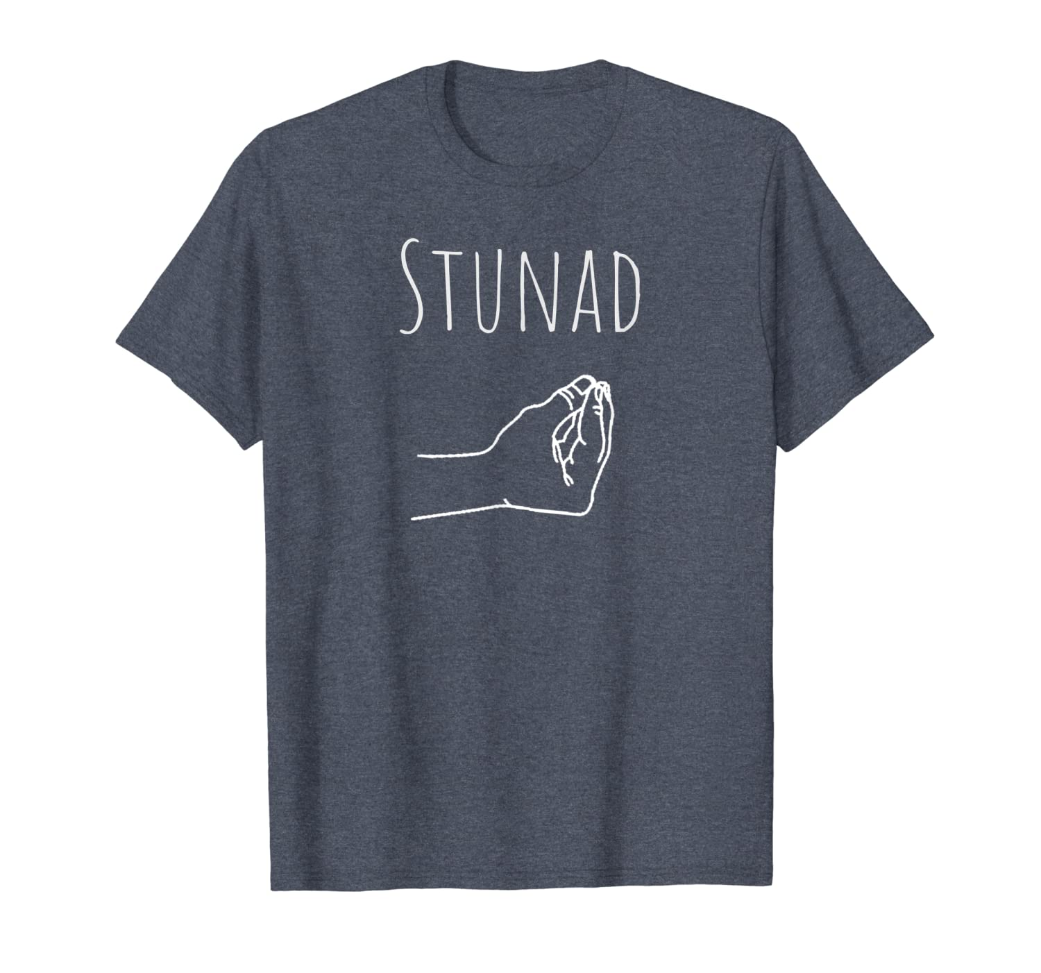 Stunad Italian Funny Quote Italy Gift T-Shirt-ANZ
