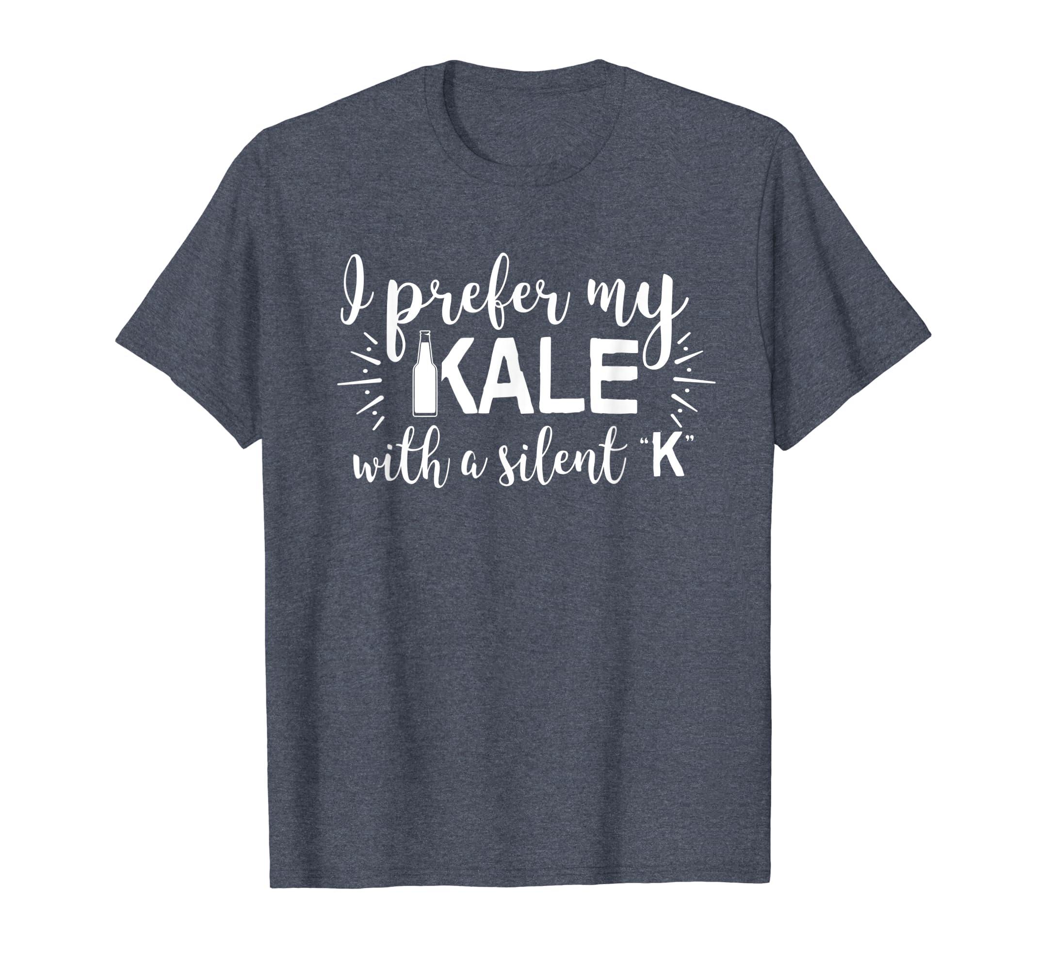 3e5aac6a7 Amazon.com: I Prefer My Kale With A Silent