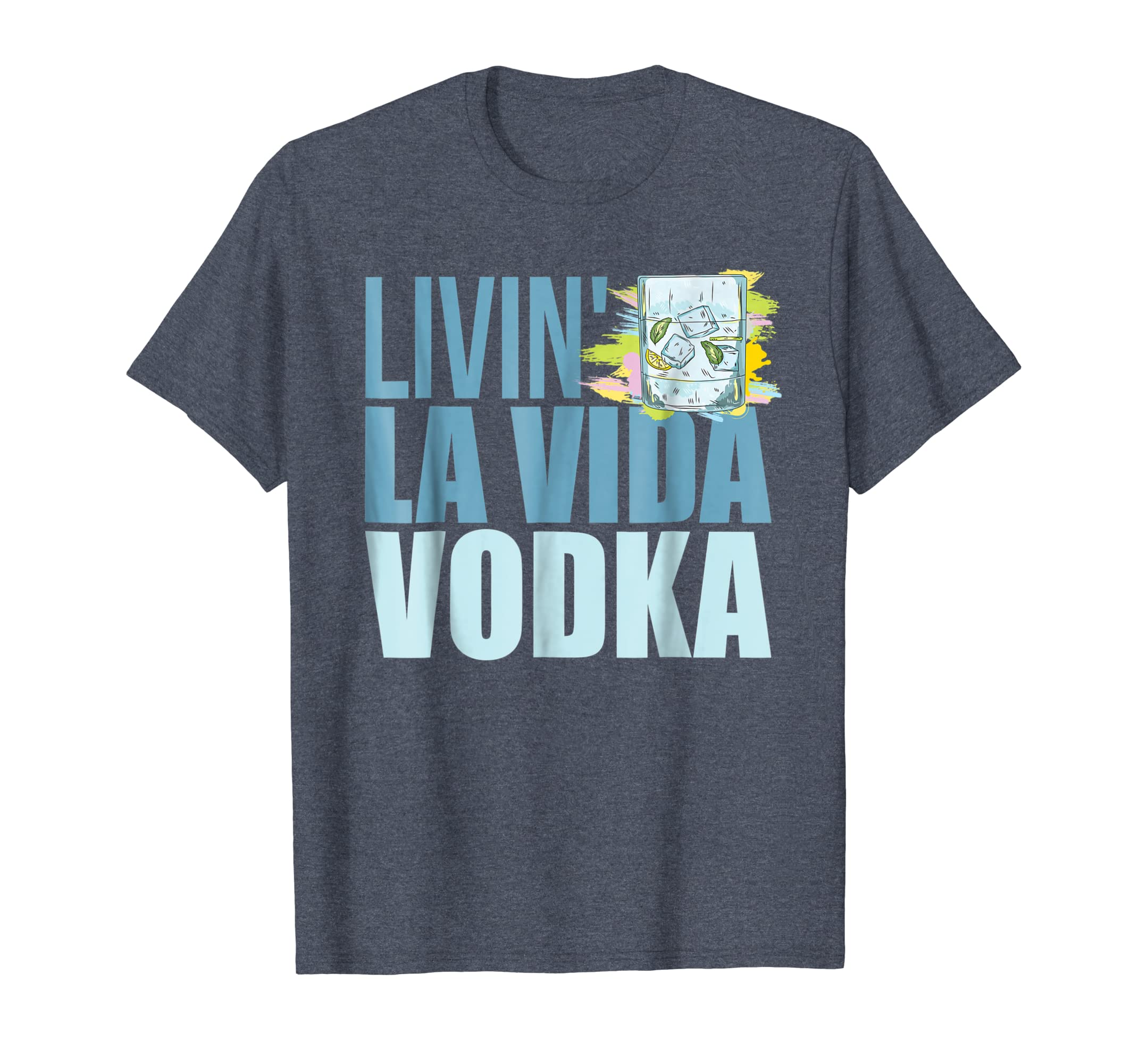 Amazon.com: Funny Vodka Quotes Drinking Tshirt: Clothing