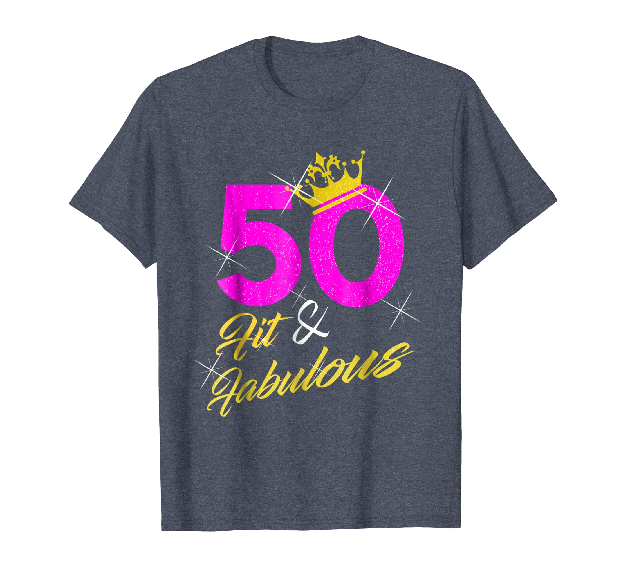 Amazon 50th Birthday T Shirt For Women