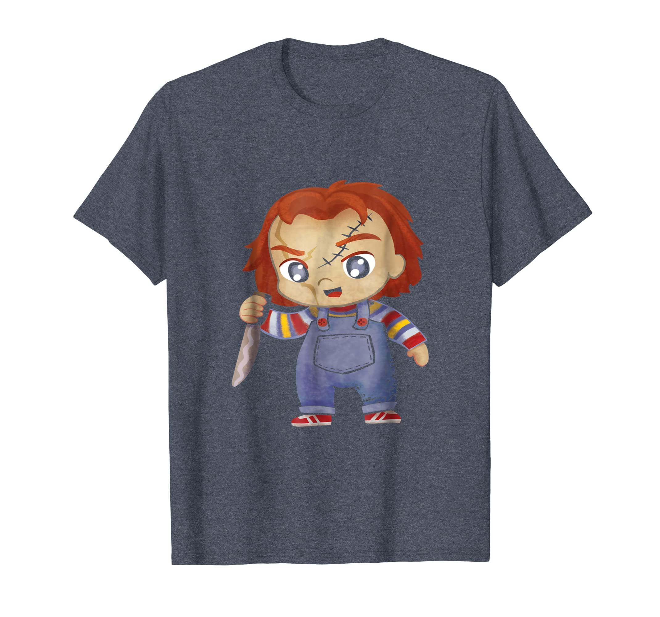 e71926e2 HC Chucky Childs Play Halloween costume t shirt-Rose – Rosetshirt