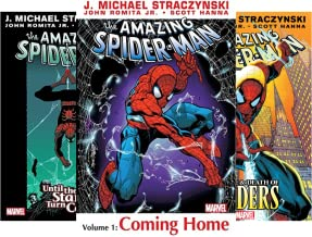 Amazing Spider-Man (1999-2013) (Collections) (37 Book Series)