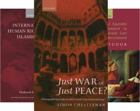 Oxford Monographs in International Law (27 Book Series)
