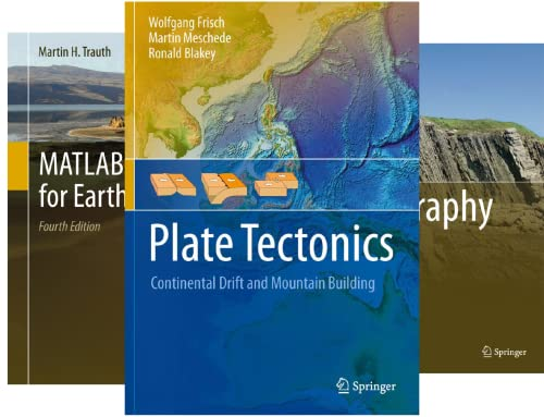 Springer Textbooks in Earth Sciences, Geography and Environment (27 Book Series)