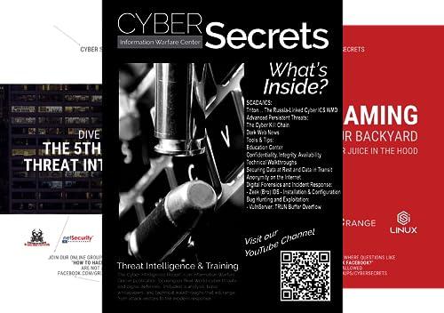 Cyber Secrets (4 Book Series)