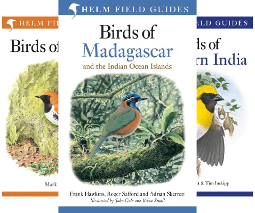 Helm Field Guides (22 Book Series)