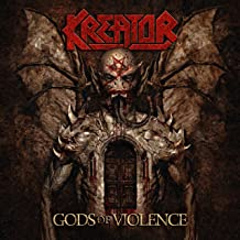 Gods of Violence  deluxe