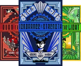 The Dystopia Triptych (3 Book Series)