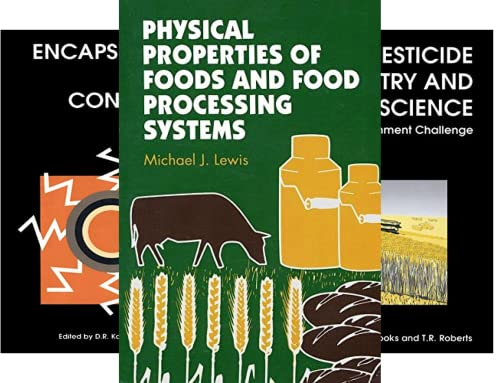 Woodhead Publishing Series in Food Science, Technology and Nutrition (50 Book Series)