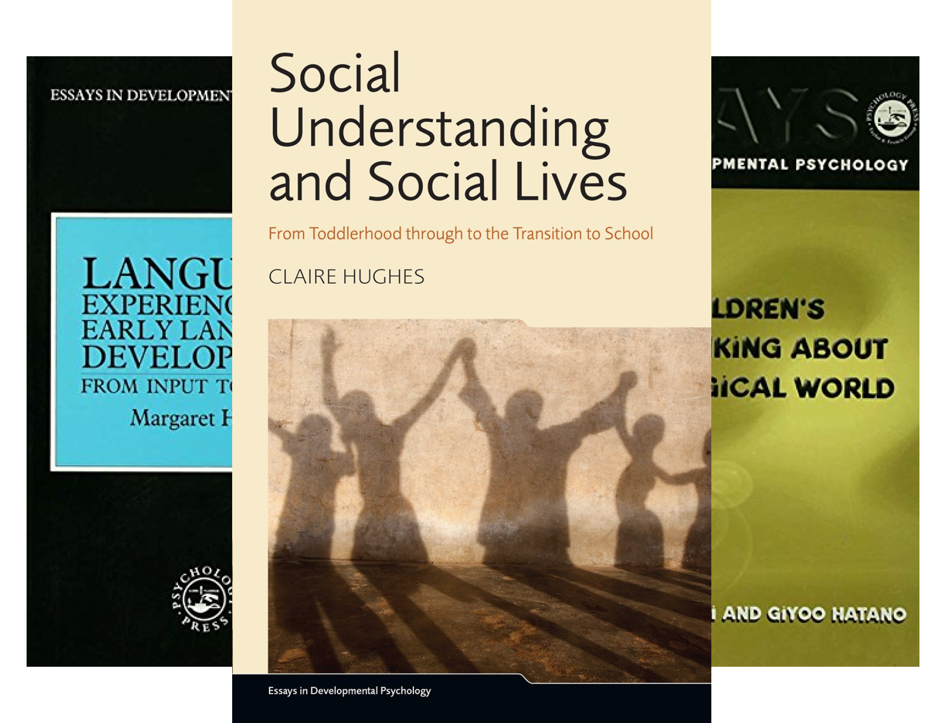 Essays in Developmental Psychology (27 Book Series)