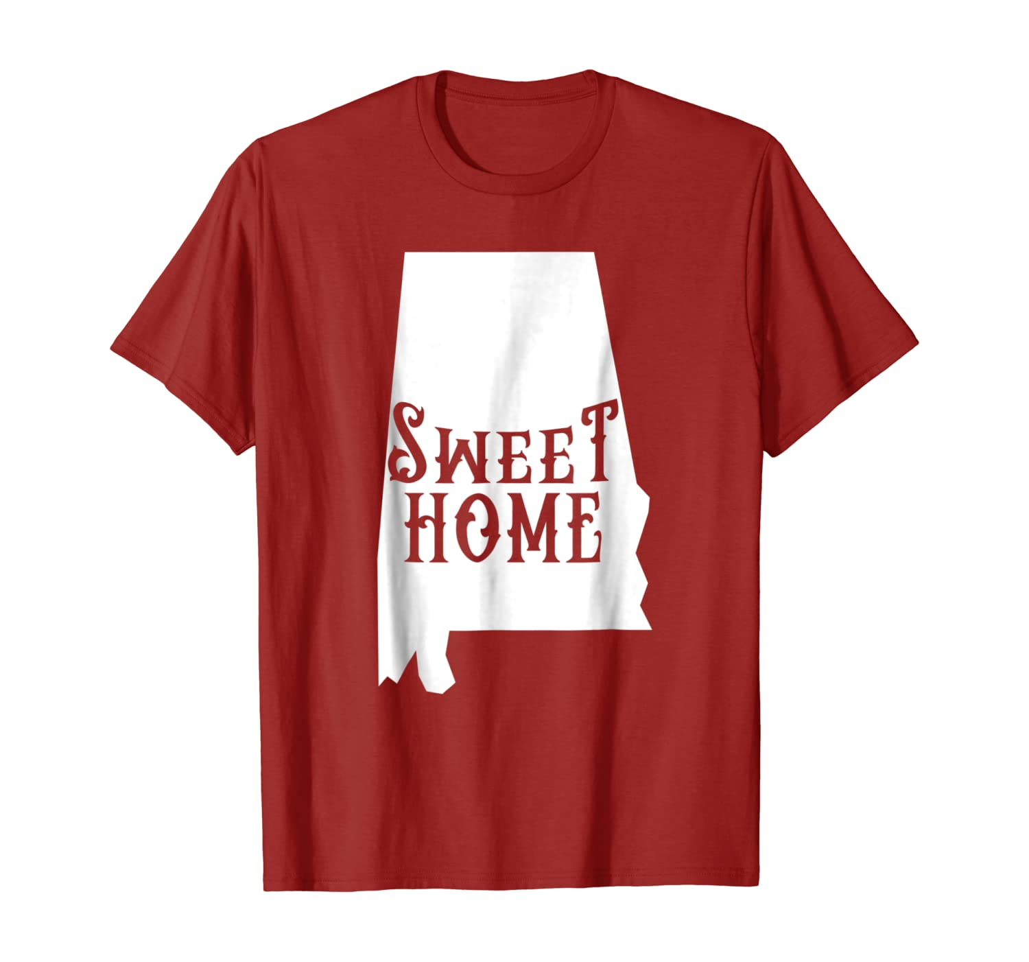 LyricLyfe T-Shirt Sweet Home Alabama