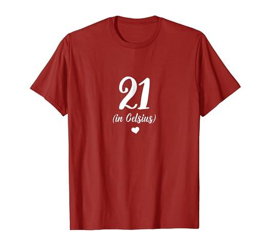 Amazon Cute 70th Birthday Shirt Funny Gift For Canada Woman