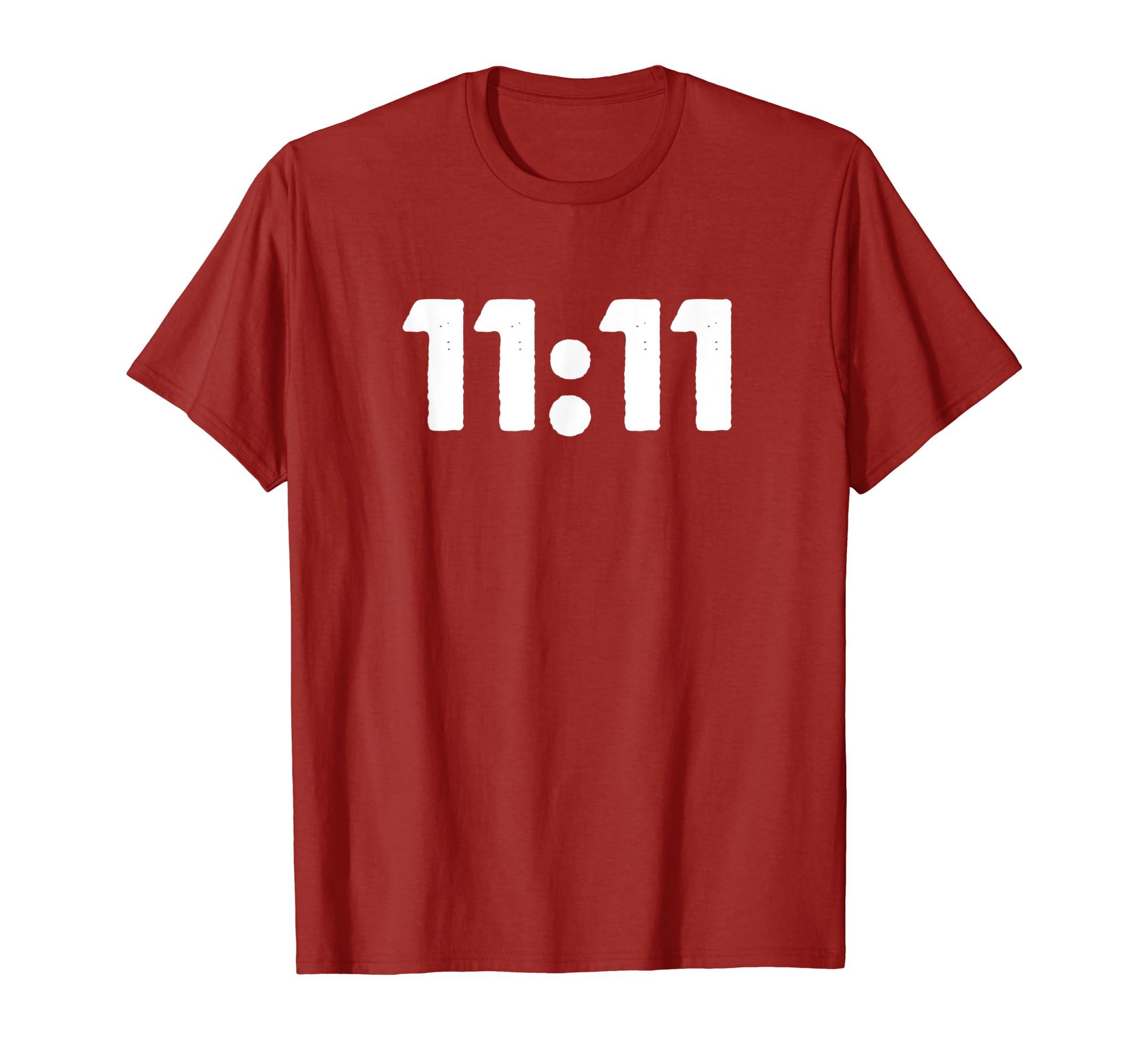 Amazon Com 1111 Shirt Clothing