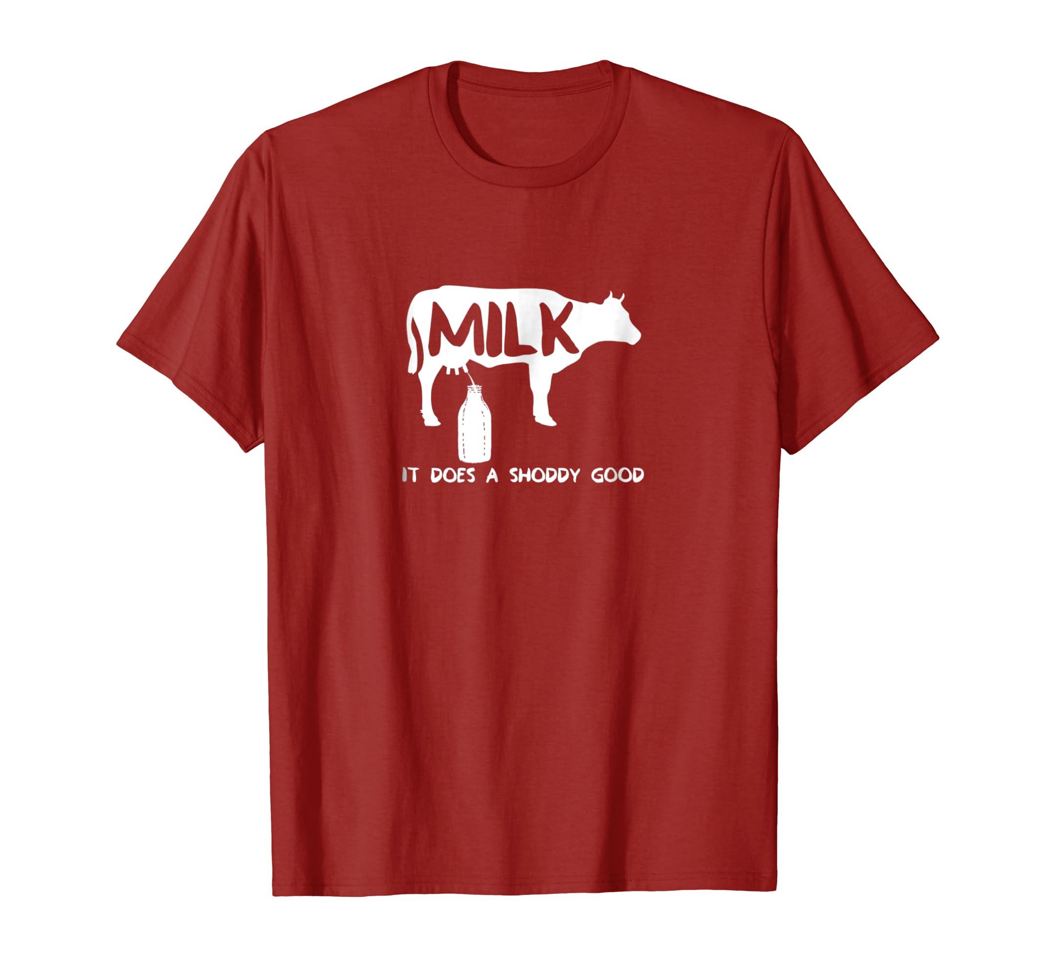 Milk Does The Shoddy Good Band Shirt