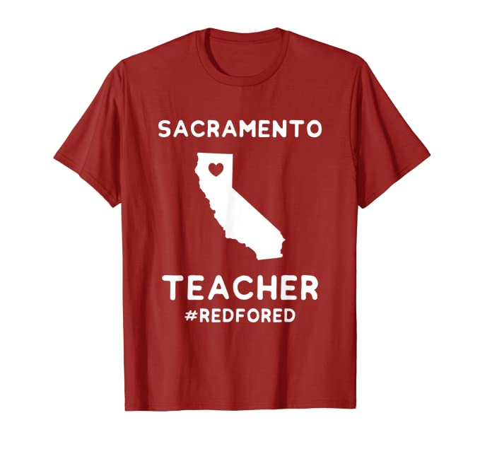 Amazon com: Red For Ed California Teacher Public Education