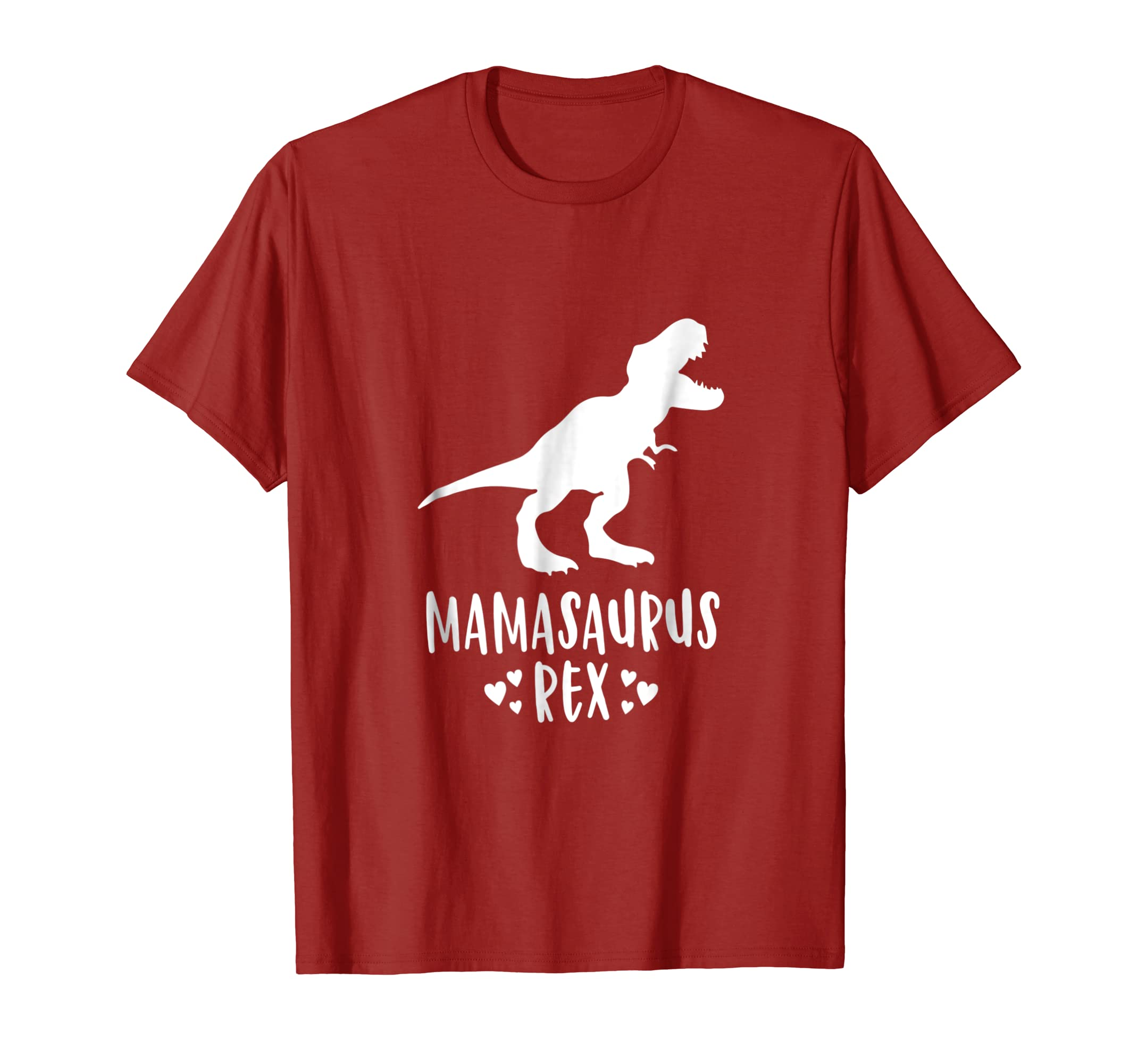 Mamasaurus Dinosaur T Shirt Rex Mother Day For Mom Gift Mama-Teehay