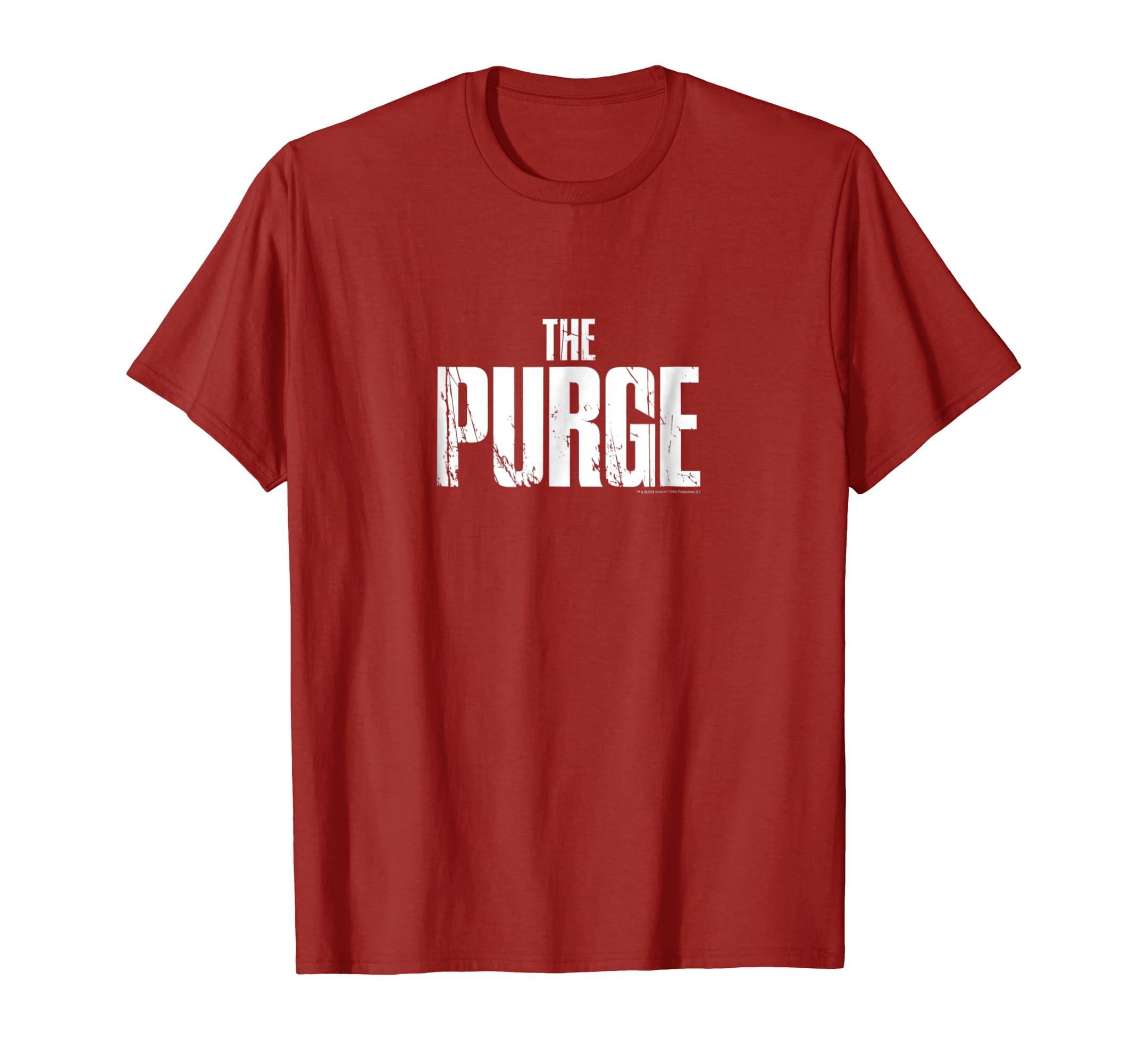 The Purge Logo Standard T Shirt