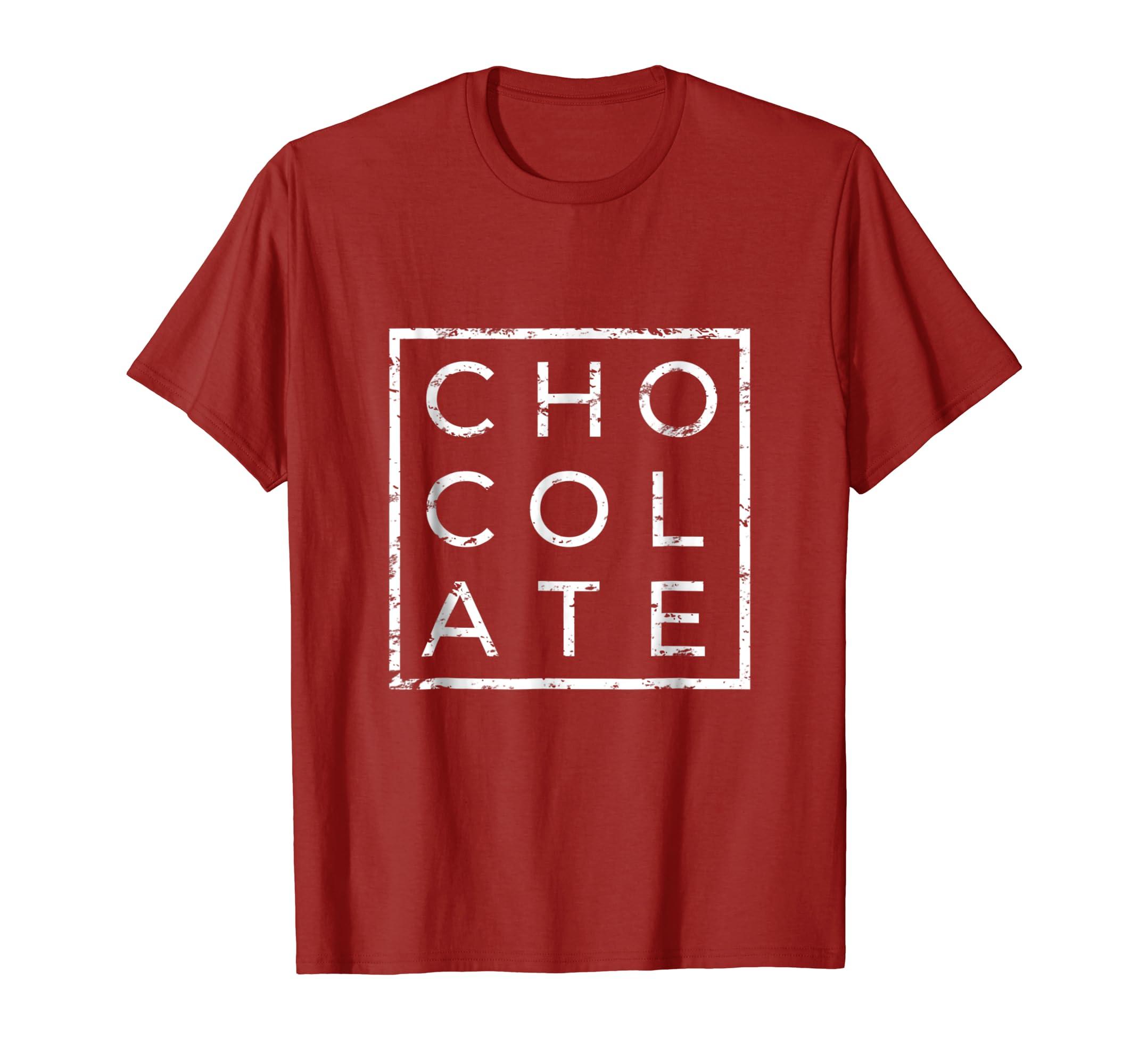 Chocolate Love Chocoholic Addiction Stylish Shirt-ln