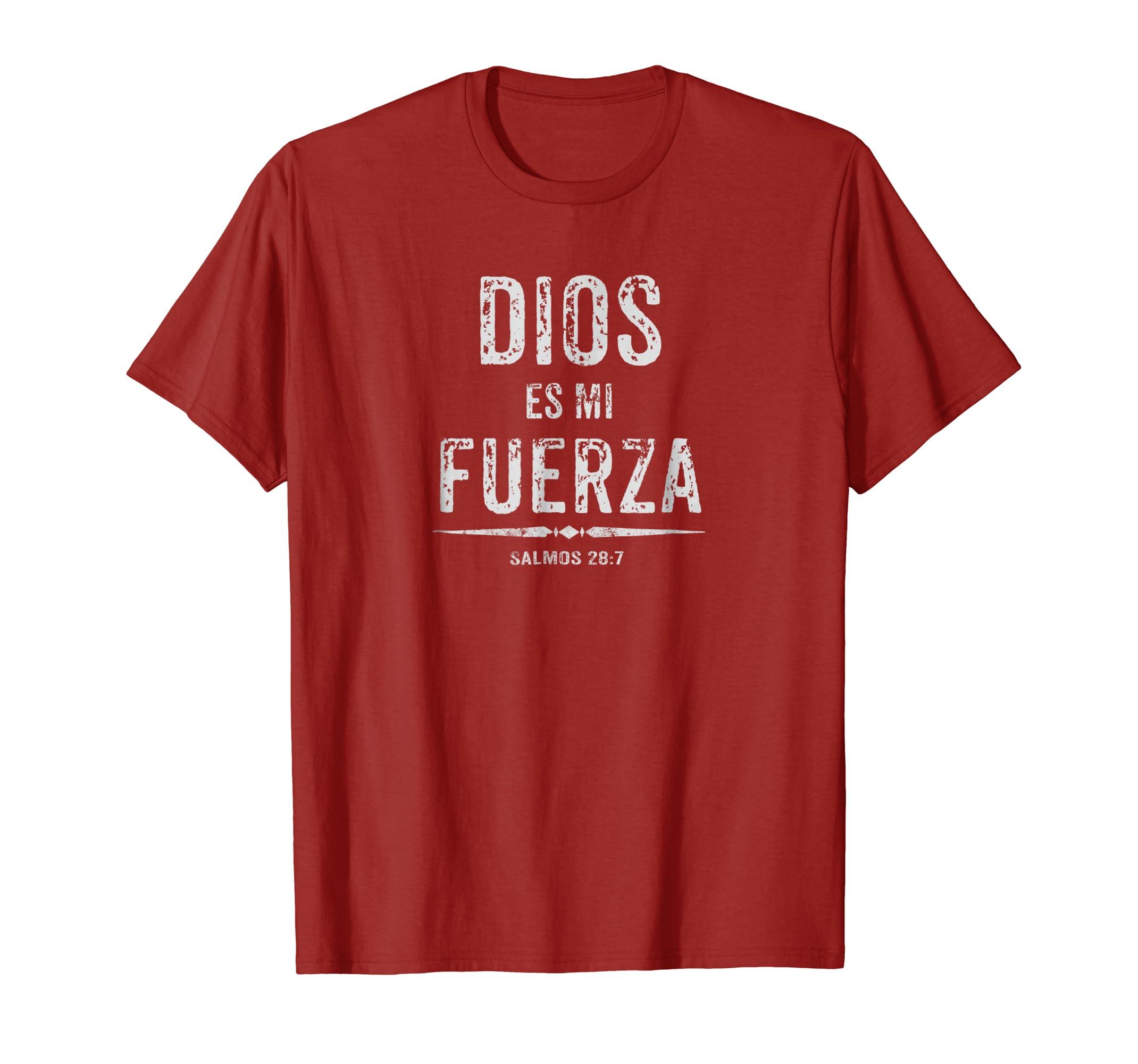 Amazoncom Christian Tee Shirts In Spanish Camisas En Espanol