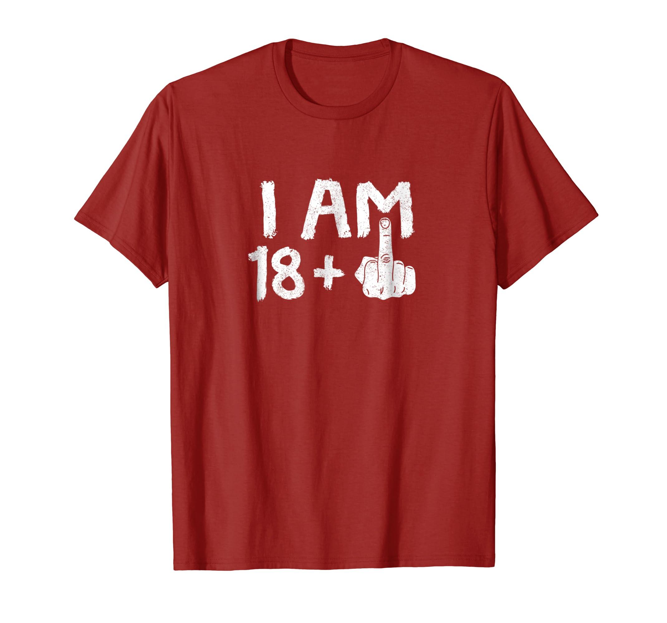 Amazon 19 Years Old T Shirt Fun 19th Birthday Gift Ideas Christmas Clothing