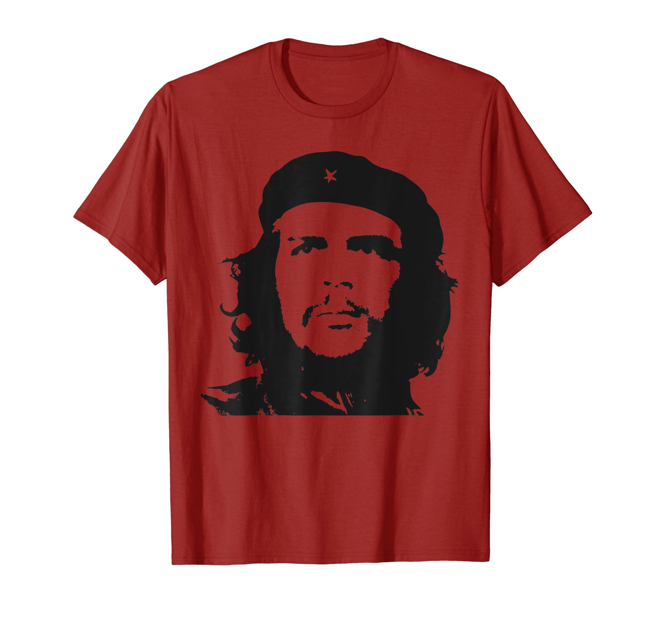 Amazon.com  Che Guevara Revolution T Shirt  Clothing 29d5a5130cb9