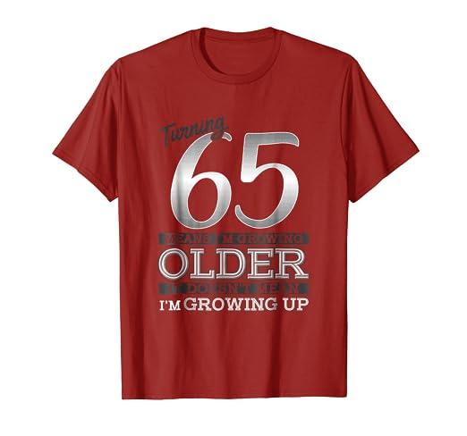 65 Birthday Shirt For Men 65th Tshirts