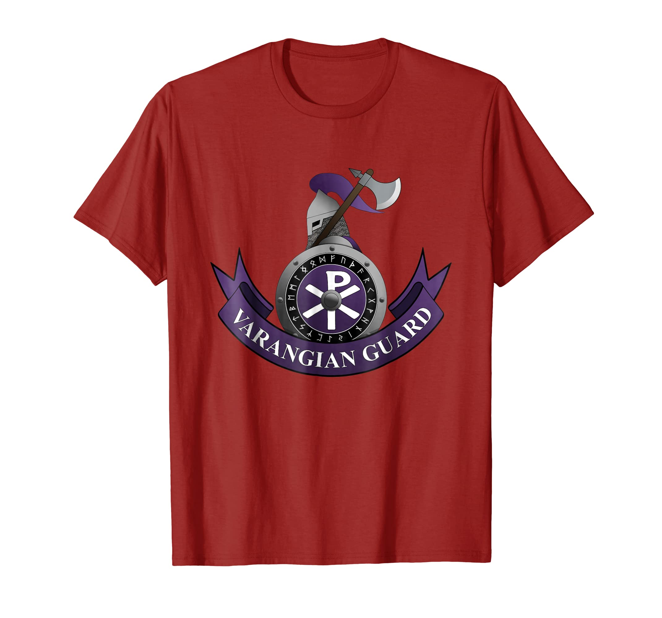 Amazon com: Varangian Guard Byzantine Empire T-shirt: Clothing