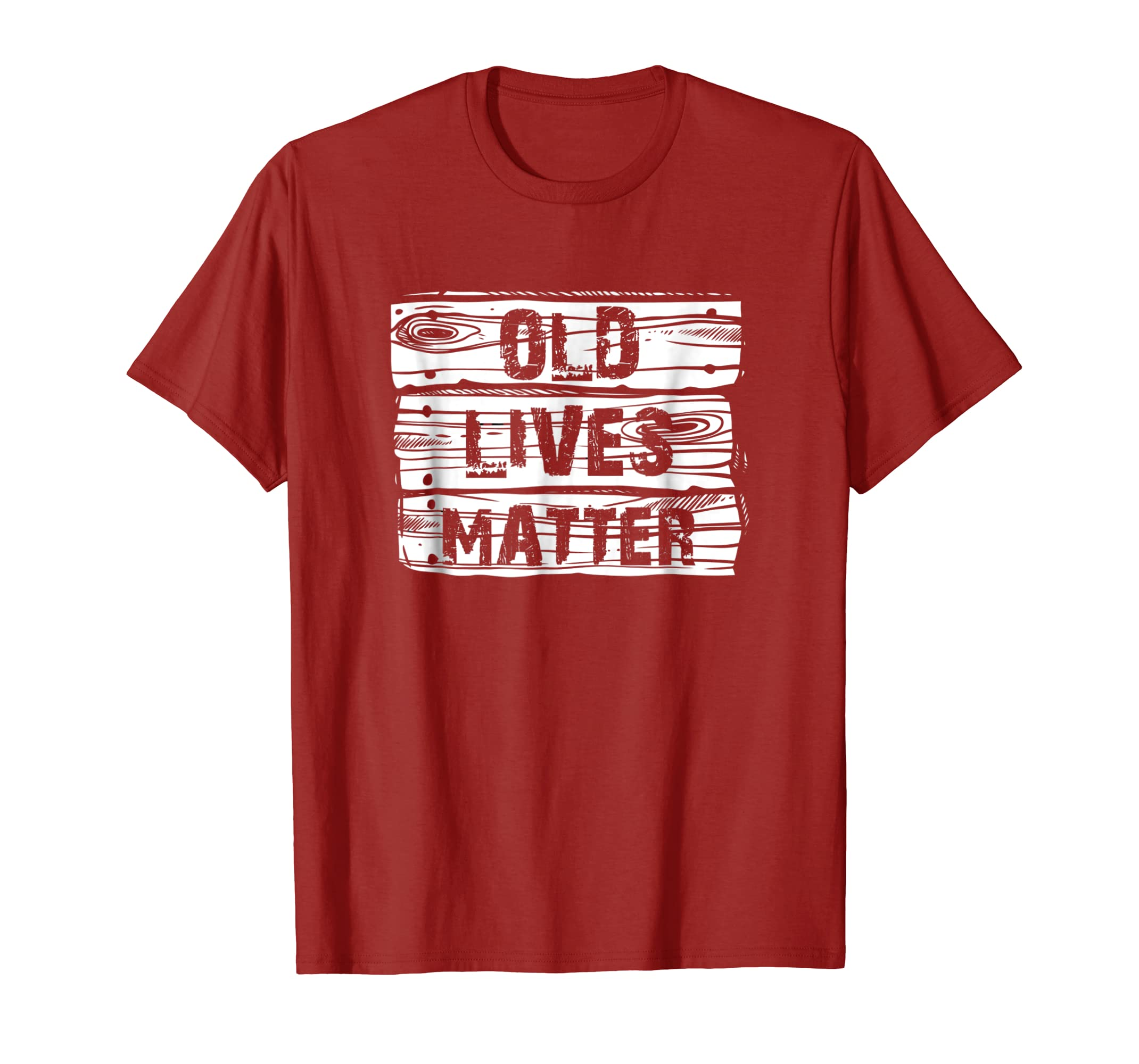 Old Lives Matter T Shirt Birthday Gifts Men Women 40th 50th Teechatpro