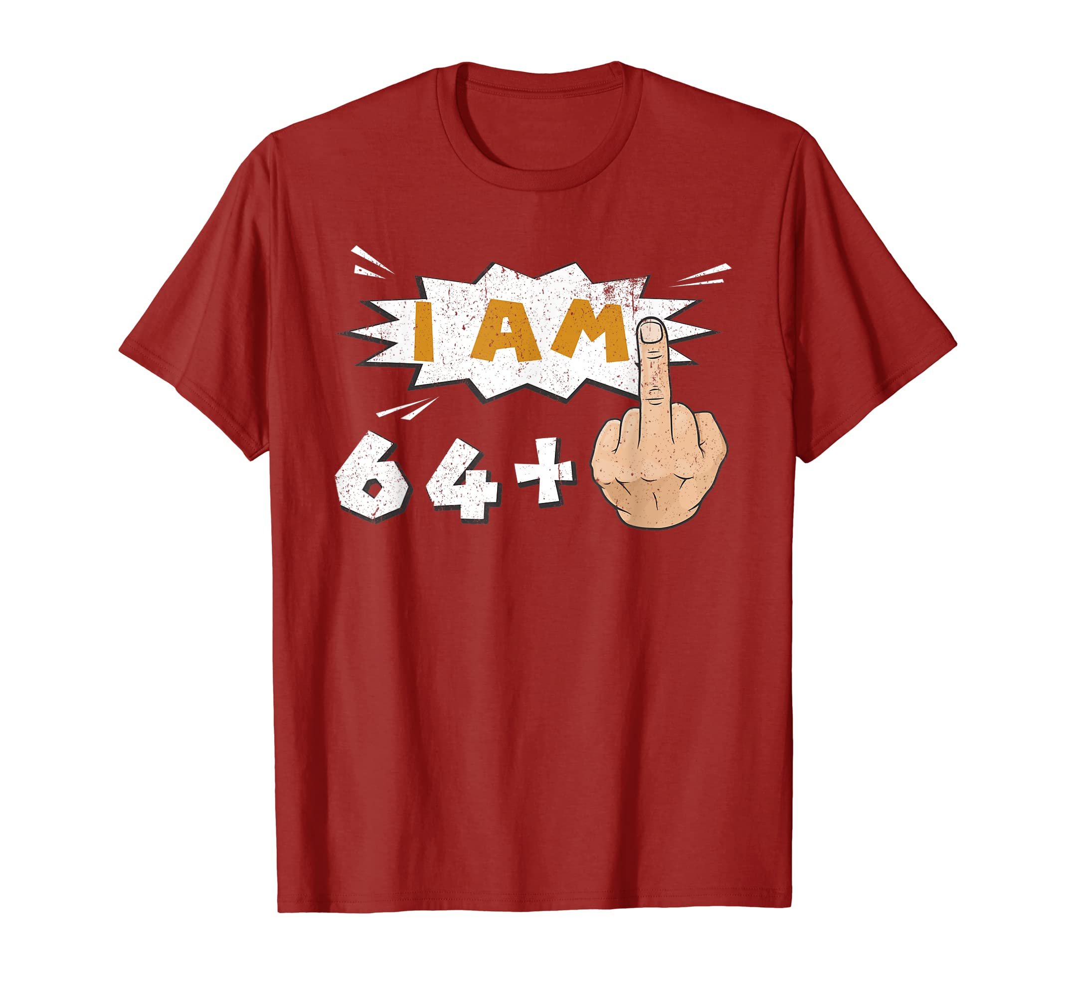 Amazon 65th Birthday Gift Ideas Funny T Shirt For Men And Women