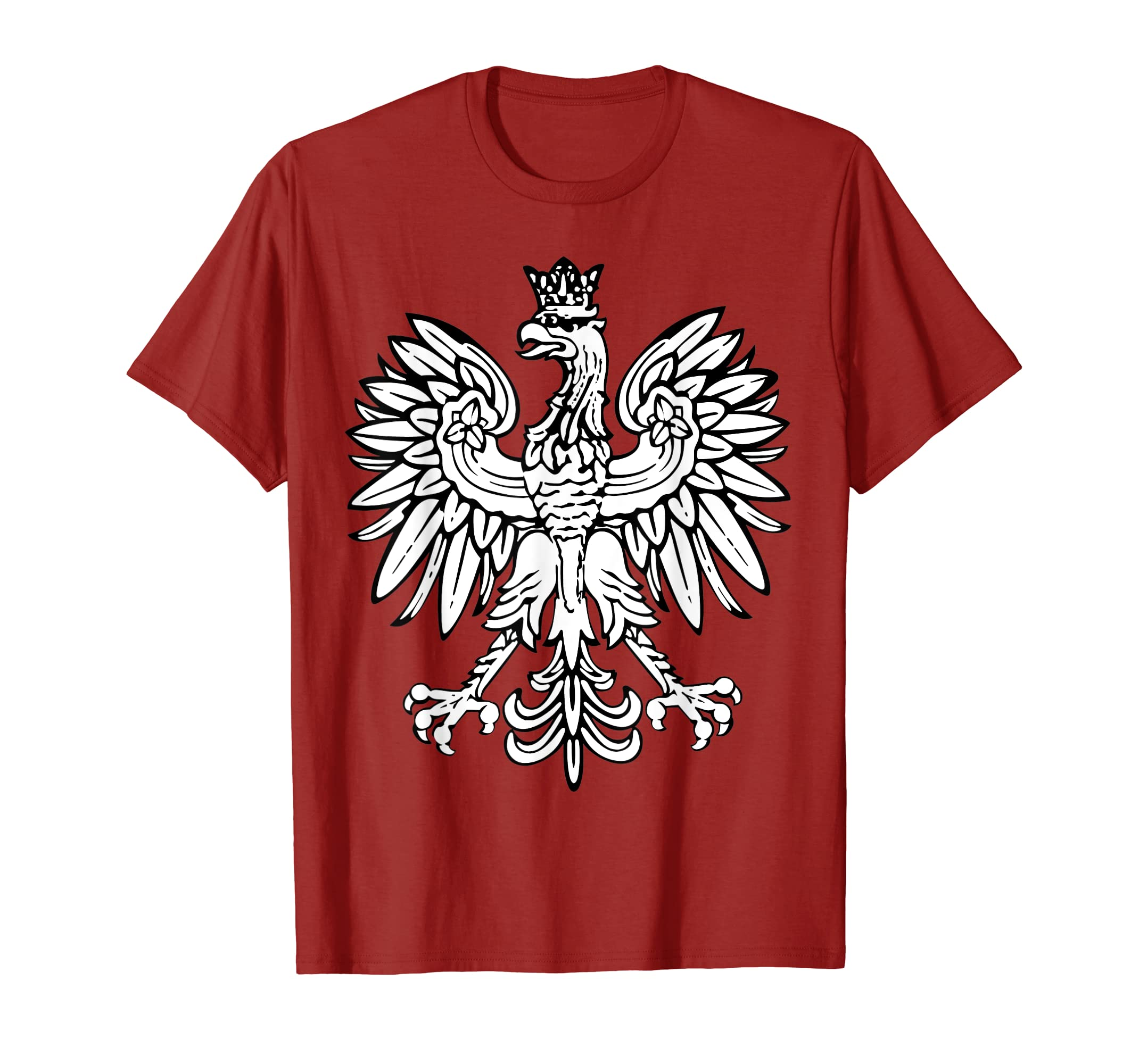 748bc95bafcf Amazon.com: Eagle Polish Pride Shirt Poland Dyngus Day Buffalo: Clothing