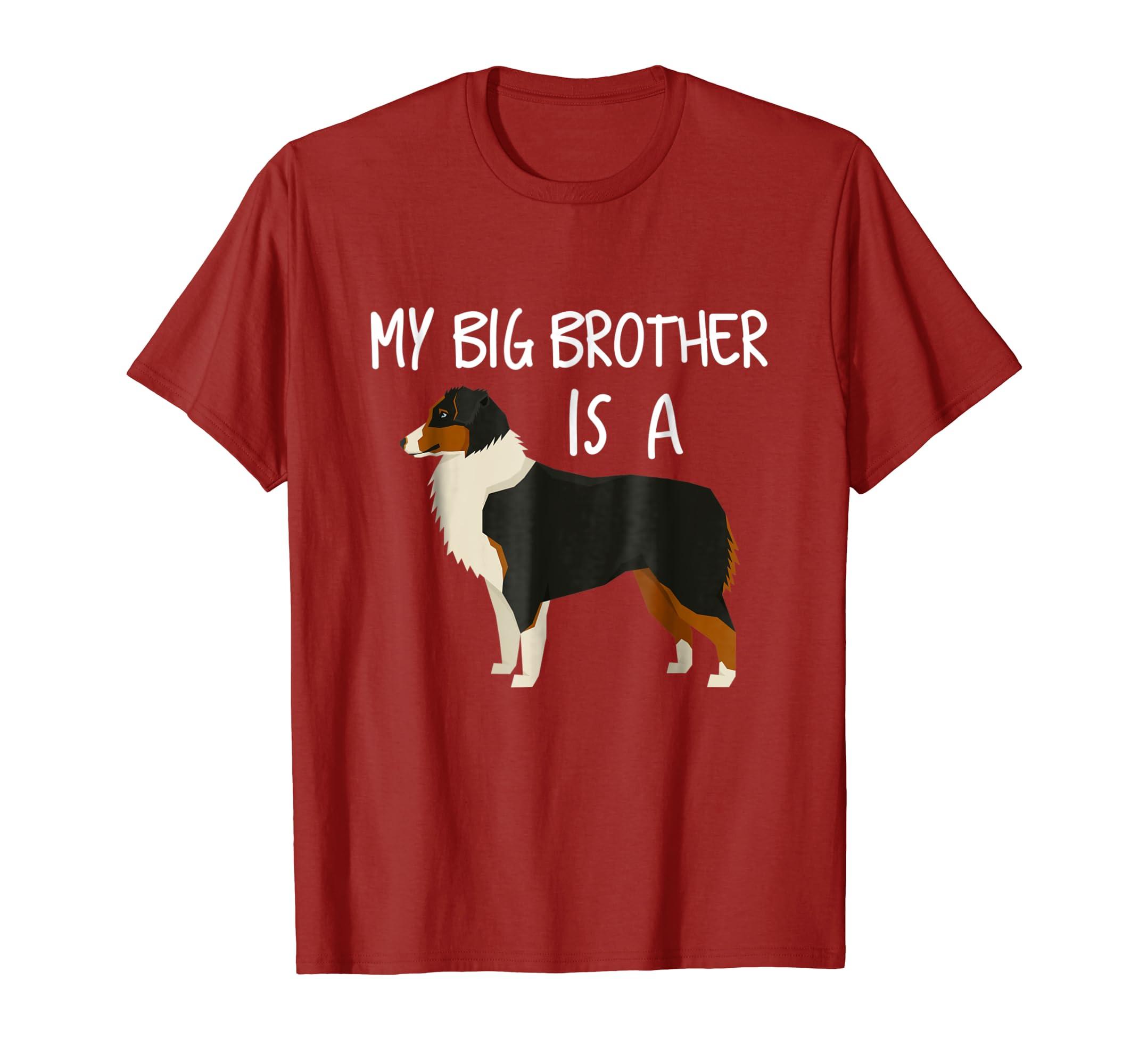 Australian Shepherd TShirt for Kids Aussie Gifts Shepard-AZP