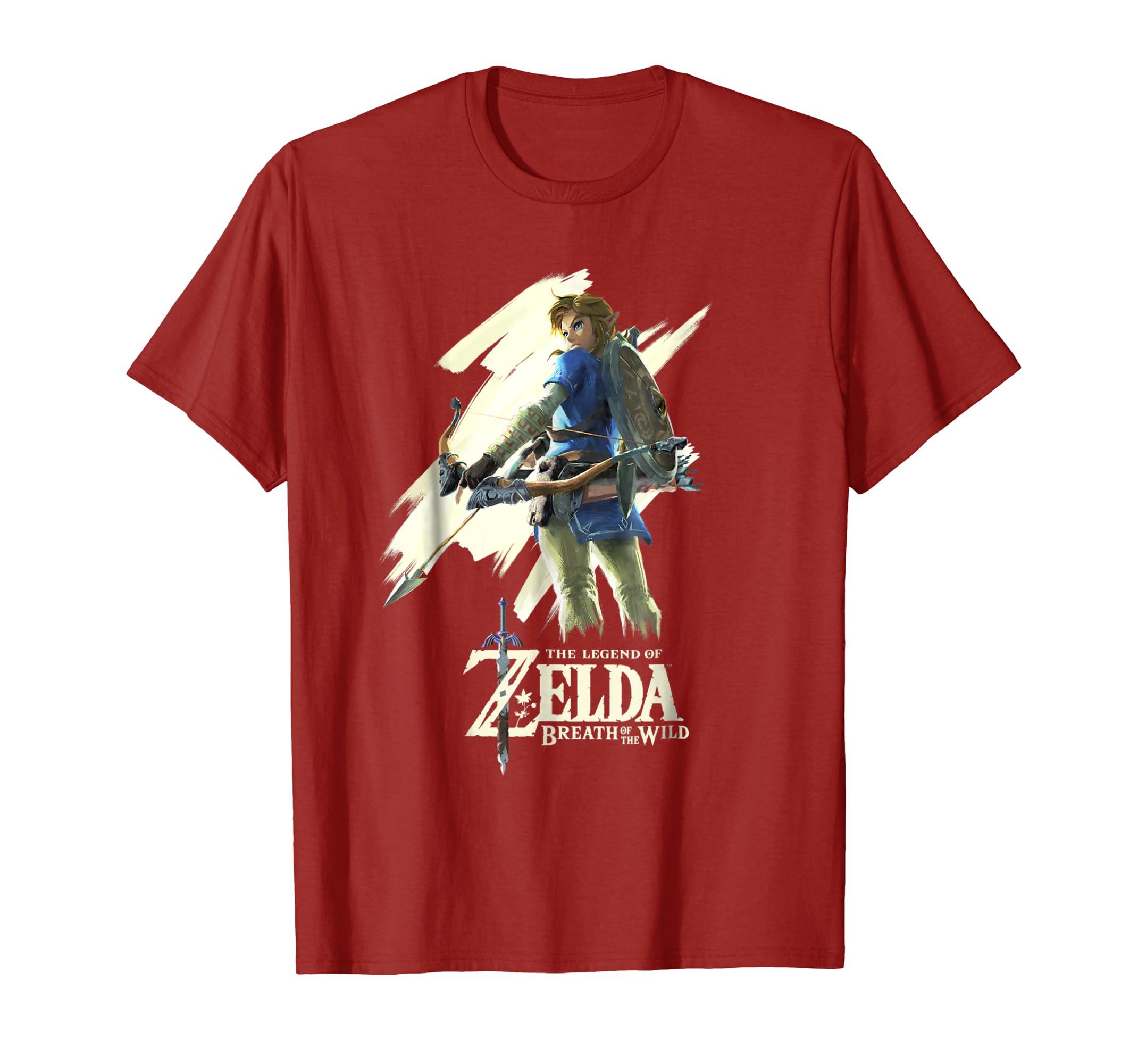 Zelda Clothing Breath Of The Wild   Kuenzi Turf & Nursery