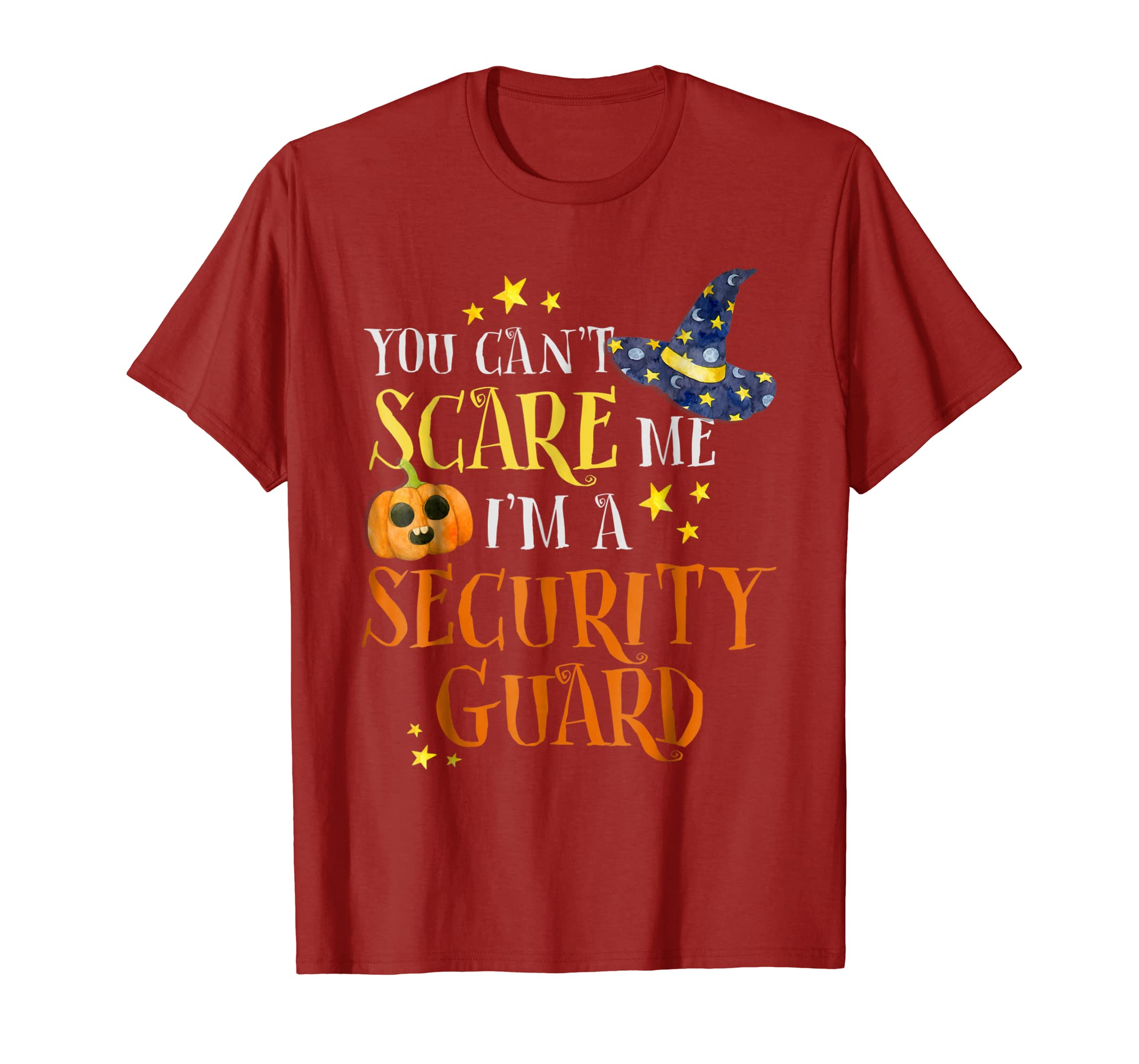 You Can't Scare Me Science Teacher Halloween Costume Shirt-SFL