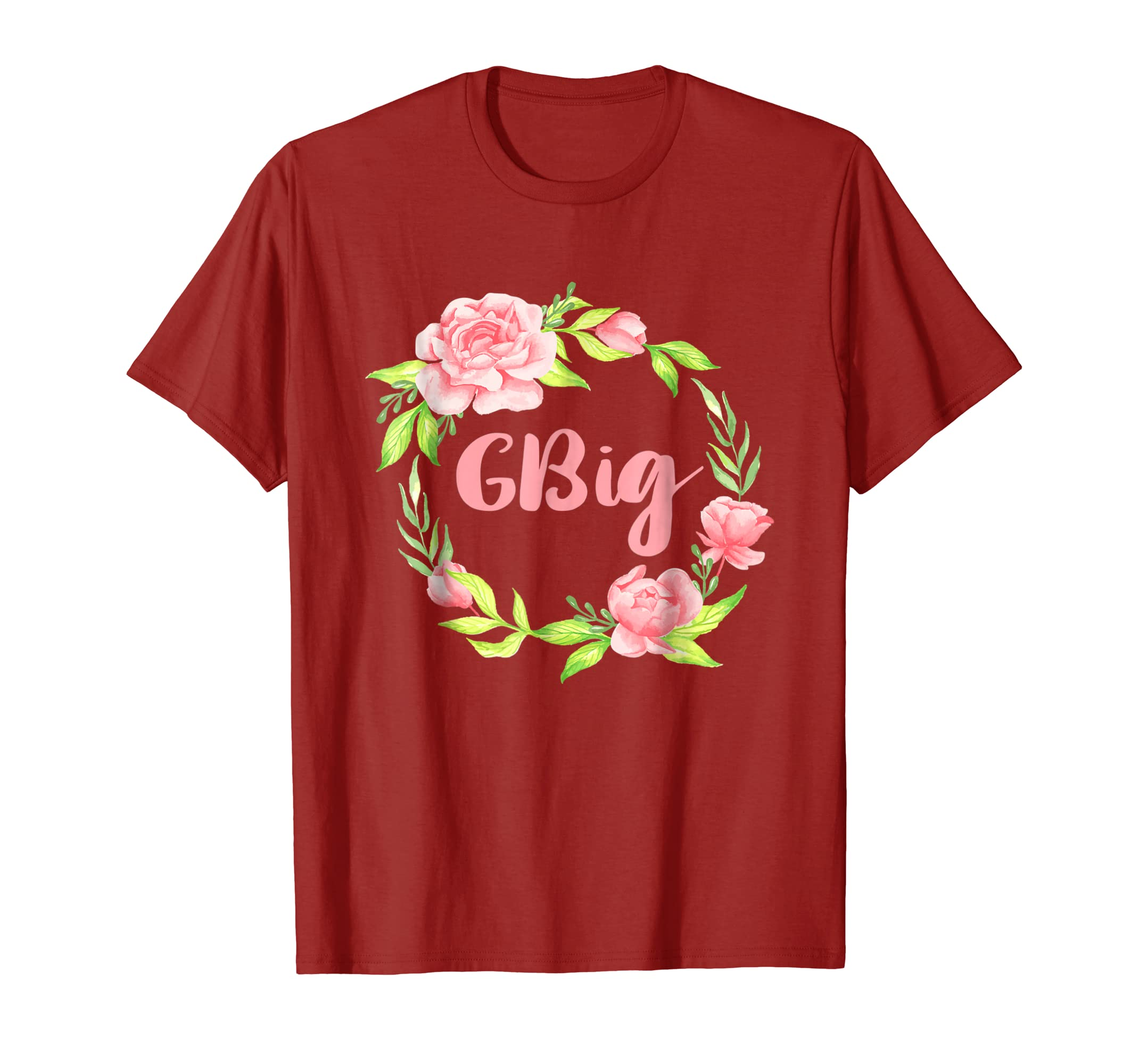 Matching Big Little Reveal Sorority Family Floral Flower-Bawle