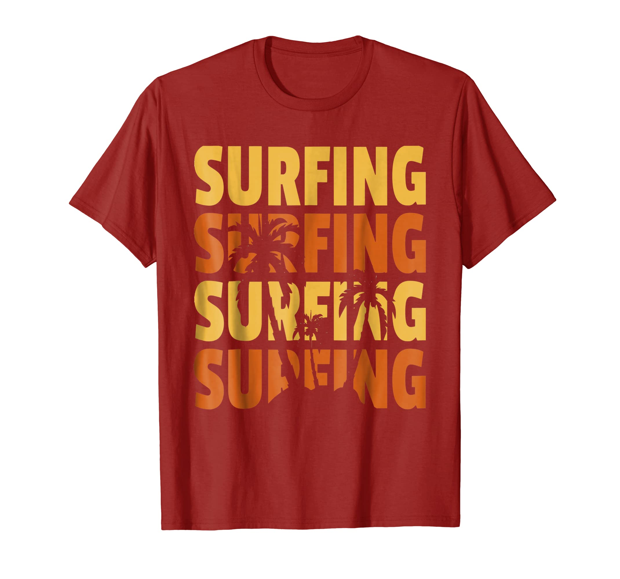 Cool Trendy Tee Surfing life Style. Gift Men, Youth, Women-azvn