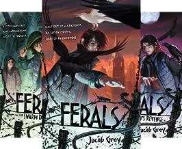 Ferals (3 Book Series)