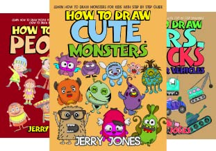 How to Draw Book for Kids (5 Book Series)