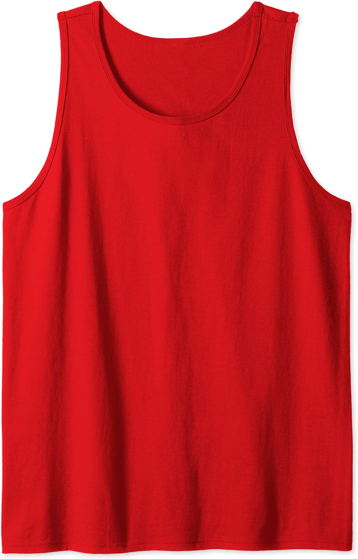 Superman SUPER KNOCKOUT Licensed Adult Tank Top All Sizes
