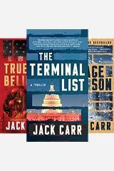 Terminal List (4 Book Series) Kindle Edition