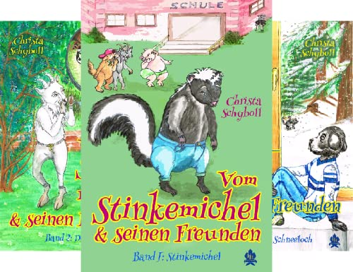 Vom Stinkemichel und seinen Freunden (Reihe in 20 Bänden)