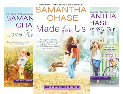 The Shaughnessy Brothers (6 Book Series)