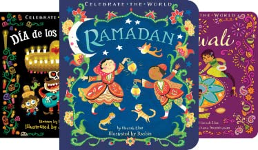 Celebrate the World (4 Book Series)