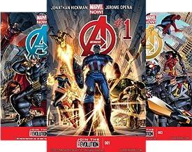 Avengers (2012-2015) (47 Book Series)