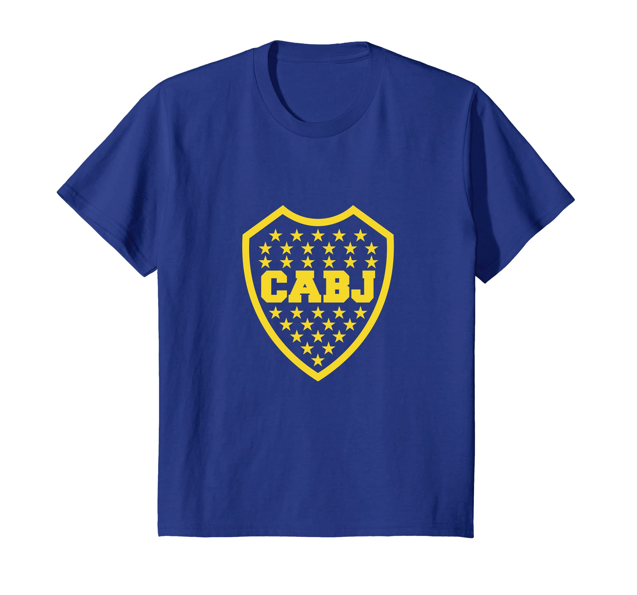 Amazon.com: Club Atletico Boca Juniors Argentina Camiseta Jersey TShirt: Clothing